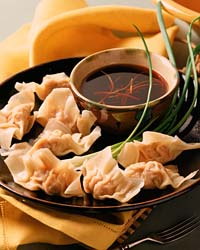 Yummy Pork Dumplings