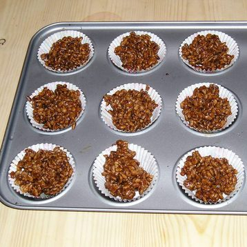 Recipe Chocolate Crispies - mydish