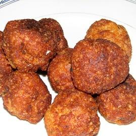 Fried Gefilte Fish Balls Recipe Mydish