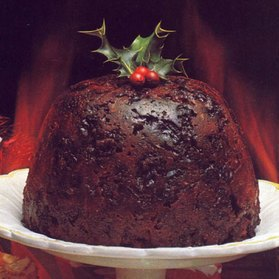 Recipe Christmas Pudding - mydish