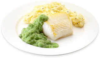 Recipe Mushy Peas - mydish