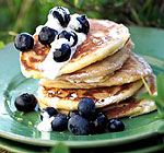 Recipe Buckwheat Pancake - mydish