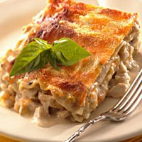 Recipe Chicken Lasagne - mydish
