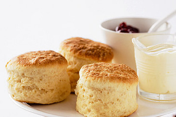 Recipe Buttermilk Scones - mydish