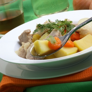 Recipe Irish Stew with Crusty Dumplings - mydish