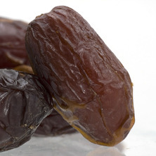 Dates in Smoked Bacon