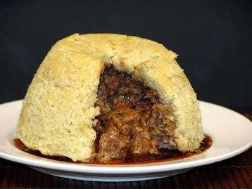 Steak And Kidney Pudding Recipe Mydish
