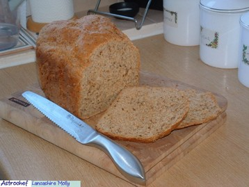 Malty Harvest Grain Bread