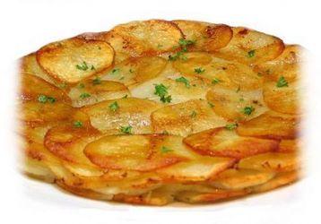 Pommes De Terre Anna Anna Potatoes Recipe Mydish