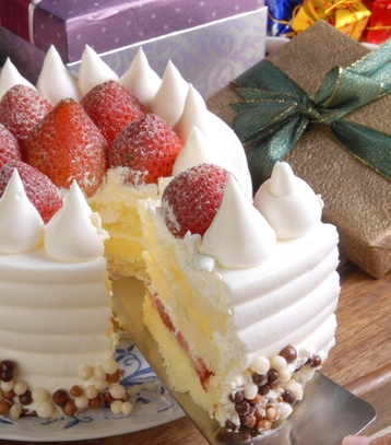 Recipe Japanese Christmas Cake - mydish