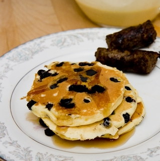 Recipe Fantastic Blueberry Pancakes Secret Recipe! - mydish