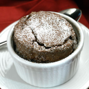 Recipe Mini Chocolate Souffles - mydish