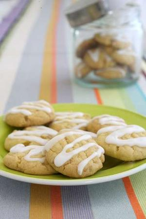 Ginger Viennese Biscuits