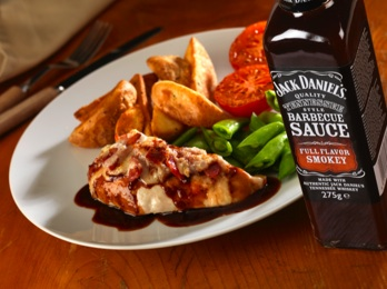 Smokey Jack Daniels Hunters Chicken Recipe Mydish