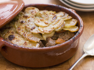 Recipe Lamb and Lentil Hotpot* - mydish