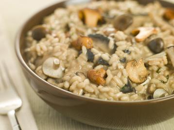 Mushroom Risotto Recipe Mydish