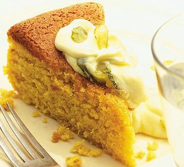 Recipe Orange and Almond Cake - mydish