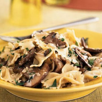 Chicken Liver and Mushroom Sauce