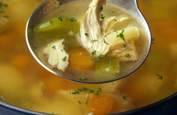 Chicken Dijon Soup