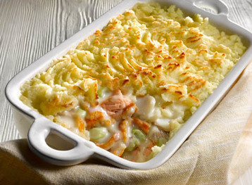Fish Pie Recipe Mydish