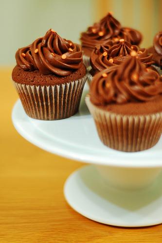 Recipe Chocolate And Orange Cupcakes Mydish