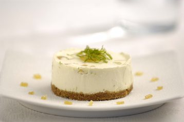 Recipe Ginger and Lime Cheesecake - mydish