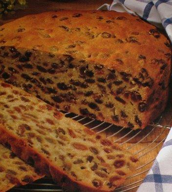 Boozy Brandy Sultana Cake Recipe Mydish
