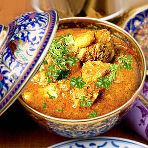 Chicken Curry Pot