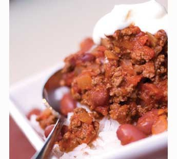 Recipe Simple Tasty Chilli Con Carne - mydish