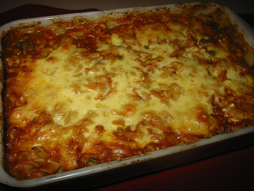 Really Cheesy Pasta Bake!!!
