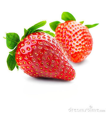 Strawberry Breakfast / snack