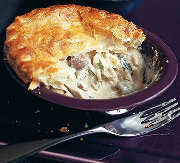 Creamy Chicken Pie Recipe Mydish