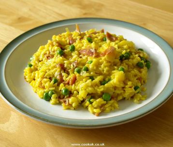 Super Savoury Rice Recipe Mydish