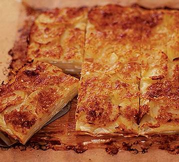 Recipe Potatoes Dauphinoise - mydish