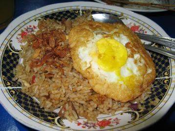 Recipe Nasi Goreng (fried Rice) - mydish