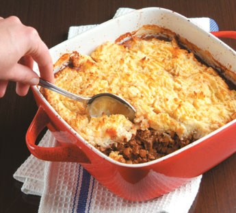 Recipe Chunky Shepherd's Pie - mydish