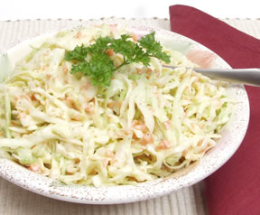 Luxurious Coleslaw