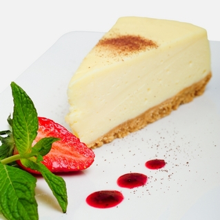 Recipe White Chocolate Cheesecake - mydish