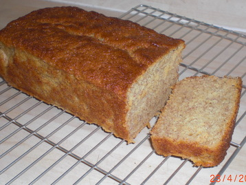 Recipe Banana Cake - mydish