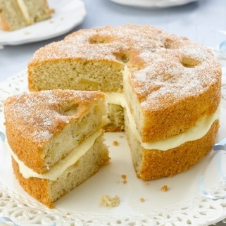 Apple cake recipe easy uk