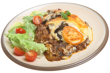 Recipe Lamb Moussaka - mydish
