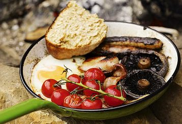 Breakfast in A Pan: Campfire Recipes