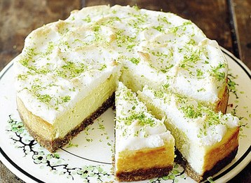 Jamie Oliver's New York City Cheesecake