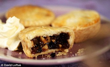 Recipe Jamie Oliver's Christmas Mince Pies - mydish
