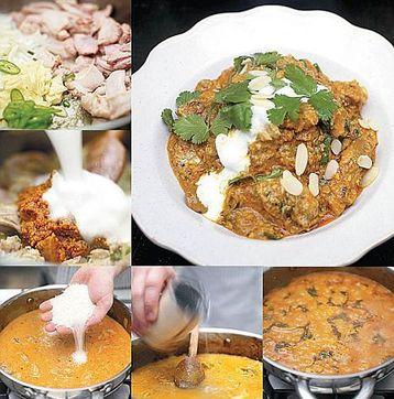 Jamie Olivers Chicken Korma