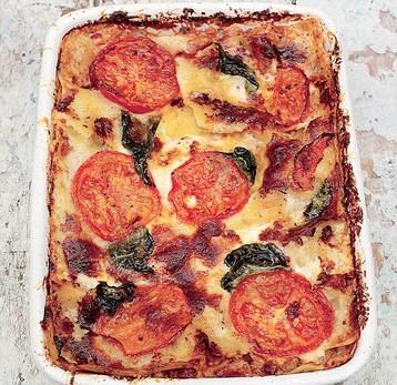 Recipe Jamie Oliver S Hot Lasagne Mydish