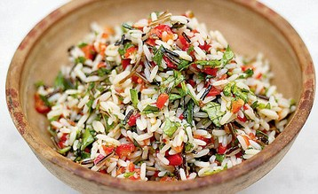 Recipe Jamie Oliver's Rice Salad - mydish