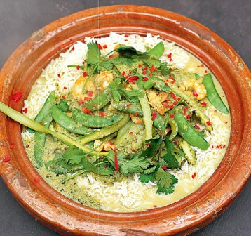Jaime Olivers Thai Green Curry