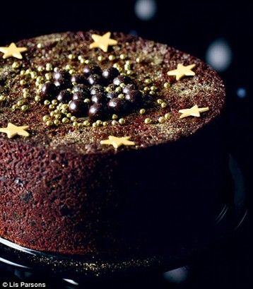Nigella Lawson's Incredibly Easy Chocolate Fruit Cake