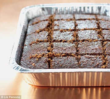 Recipe Nigella Lawson's Sticky Gingerbread - mydish